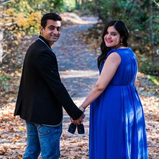 Hitesh & Priya
