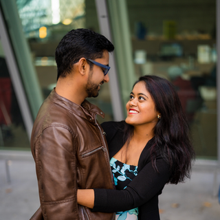 Sumit & Megha