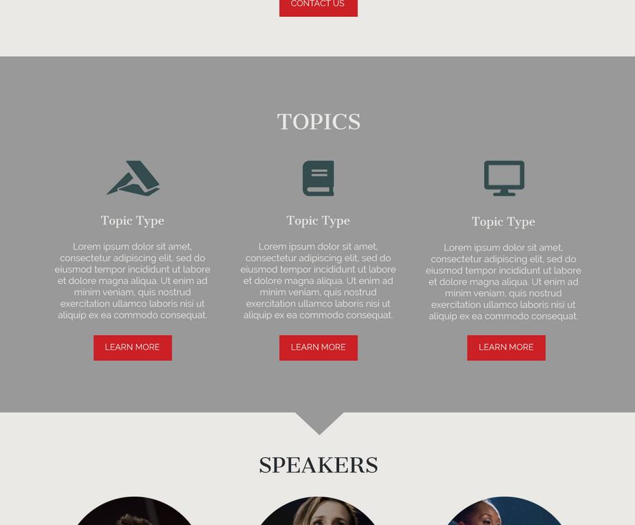 Planetree Speakers Bureau