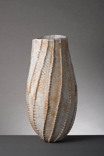Twisted Russet Vessel
