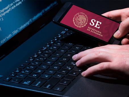 Suspensión de Términos | Secretaría de Economía.