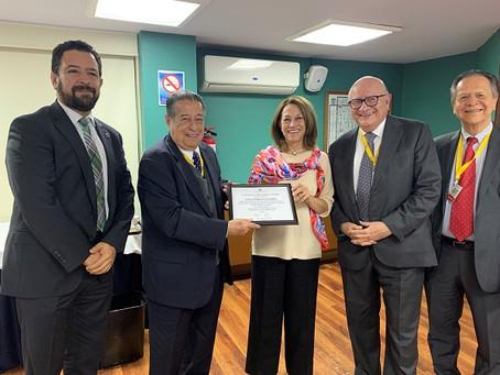 Nueva Titular a cargo de la Dirección General de Facilitación de Comercio y de Comercio Exterior.