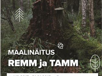Remm ja Tamm Elvas