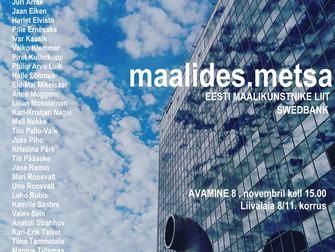 """Maalides metsa"" Swedbank'is"
