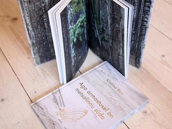 """Maalid Kristiina Ehini luuleraamatus """"Aga armastusel on metsalinnu süda"""""""