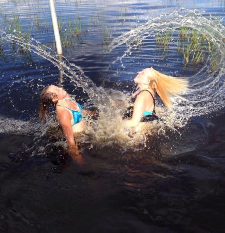 Swimming Fun