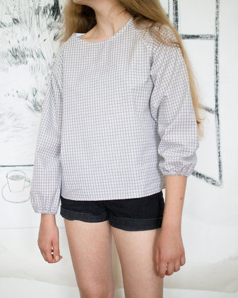 blouse May#08 pour femme