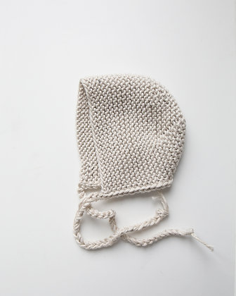Bonnet perle