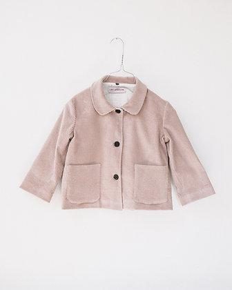 Pink CORD Jacket