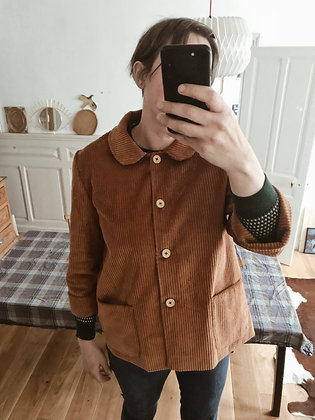 Caramel jacket for Women