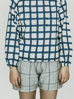 short pants Bluebird #01