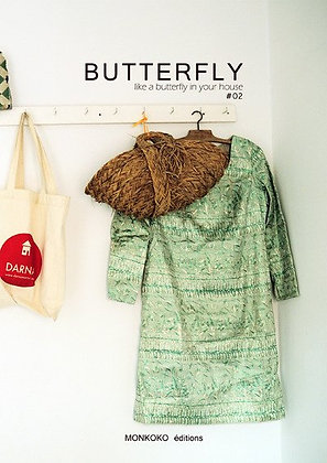 """BOOK """"A BUTTERFLY IN YOUR HOUSE#2"""""""