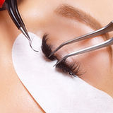 Eyelash Plucking
