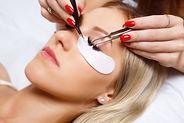 Eyelash Plucking