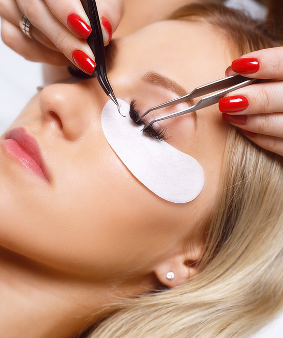 Edinburgh beauty salon - eyes & eyebrows