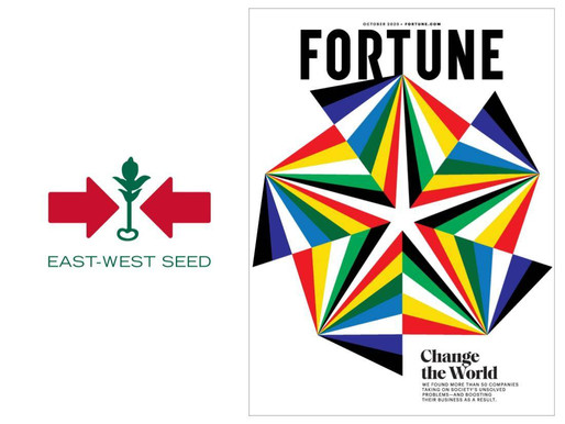 East-West Seed in top 30 of FORTUNE's Change the World list