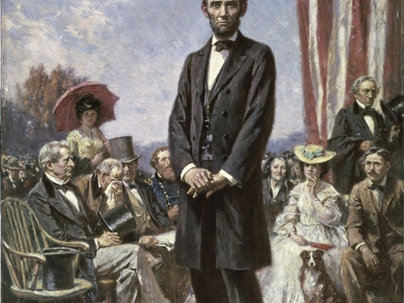 PRES. ABRAHAM LINCOLN – A TRUE COCKER AND A GENTLEMAN