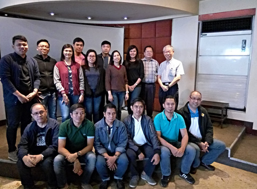 """MAKATI CITY ATTENDS """"LEARNING THE BUILDING CODE"""" SEMINAR"""