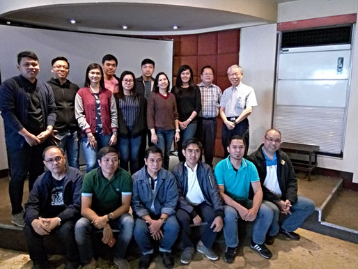 "MAKATI CITY ATTENDS ""LEARNING THE BUILDING CODE"" SEMINAR"