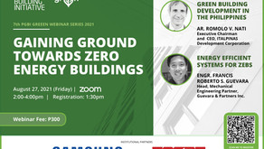 7th PGBI GREEEN Webinar Presentations