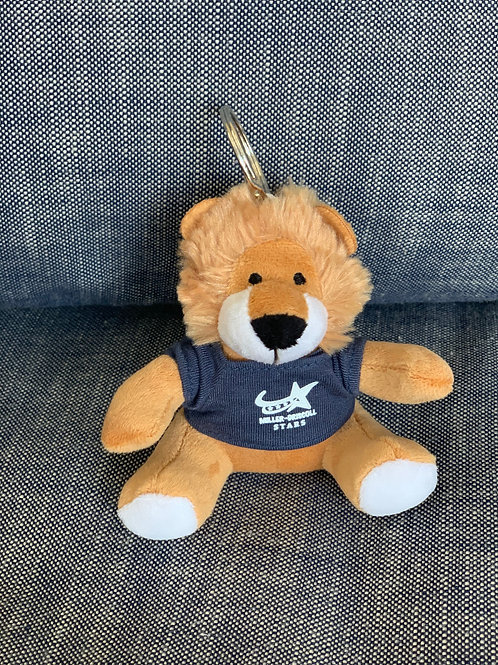Custom Lion Keychain with MD Shirt