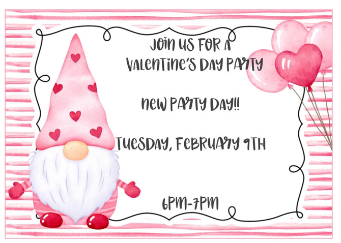 Valentine's Day party