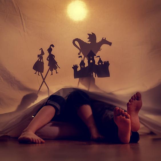 Atelier de théâtre d'ombres