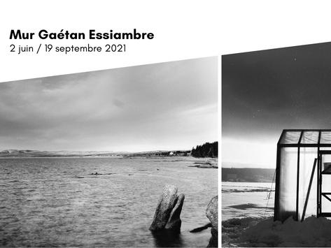 Expositions de Mathieu L'HEUREUX-ROY et de Martin DENIS | RESPECT et LE TEMPS D'UN HIVER