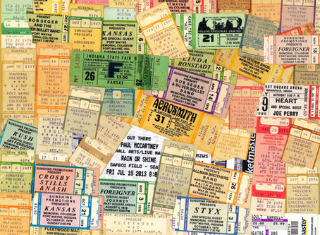 The Rise [of Digital Tickets]