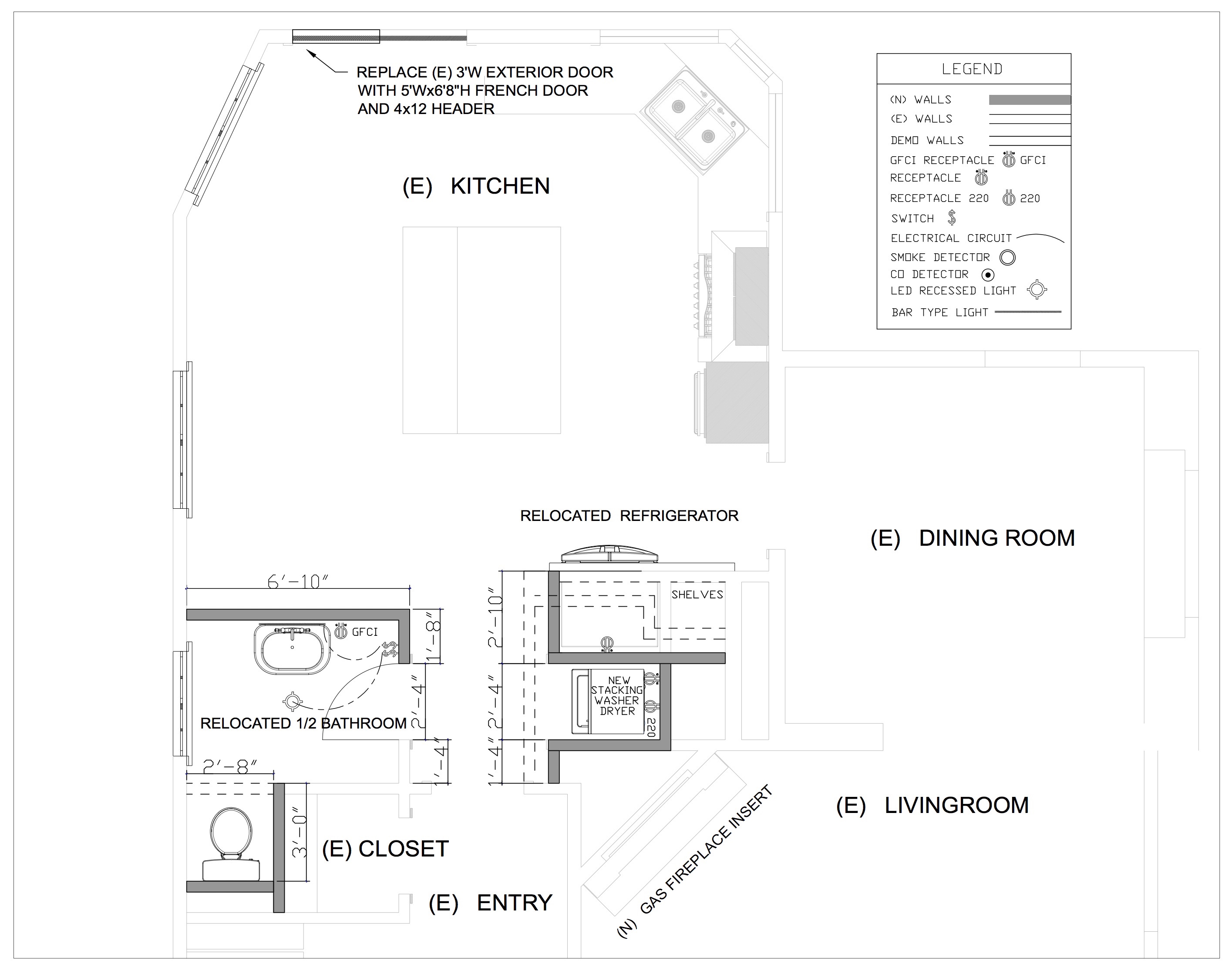 Modify Home Layout Plans