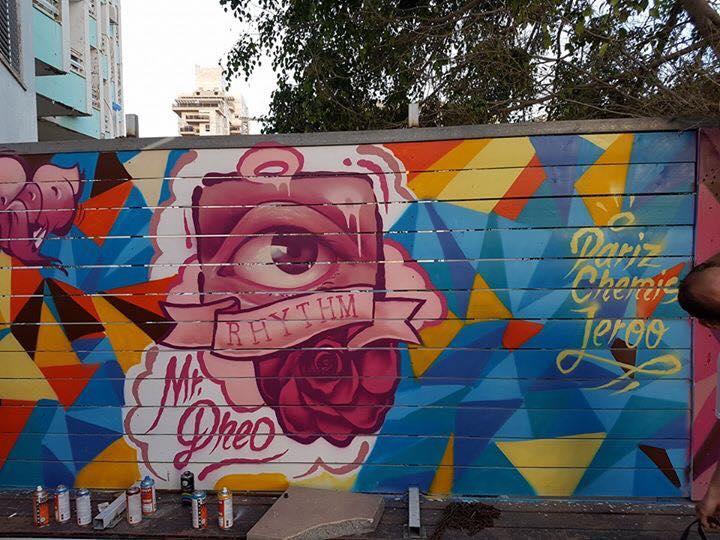 Pariz one Mr Dheo Jaroo