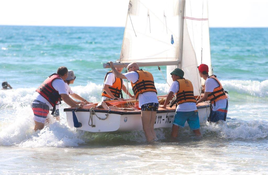 Sea Scouts Rimon Center