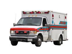 Intensive Care Ambulance for Laniado