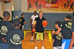 Hoops for Kids Basketball Activity