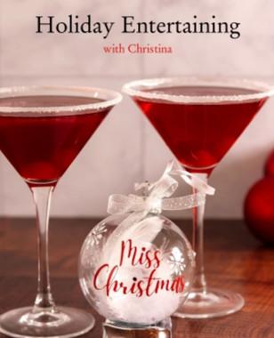 Holiday Entertaining with Christina