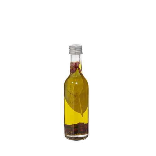Huile d'olive extra vierge aromatisée laurier - 100ml