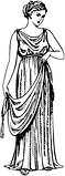 Tinafto - Aphrodite Déesse de la beauté.