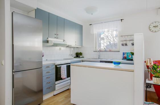 Homestyling av lägenhet