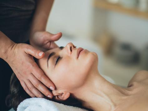 Massage crânien et facial