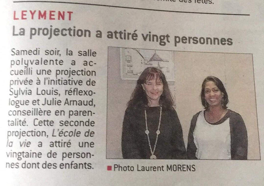 Journal de l'ain