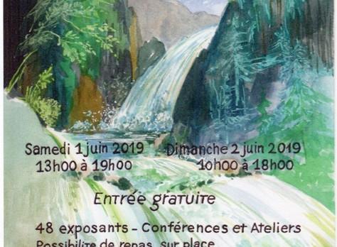 Salon Nature et Mieux-être 2019, Crémieu