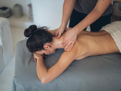 Massage ayurvédique du dos