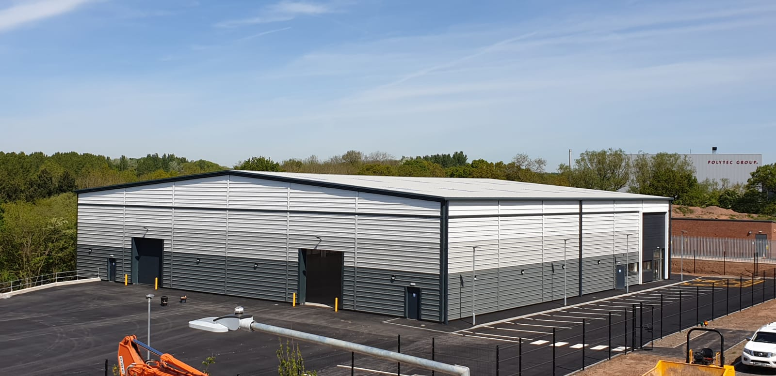 Multiple Industrial Units, Telford,