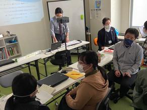 社内にてコミュニケーション研修開催!