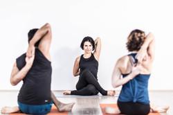 Power yoga basics