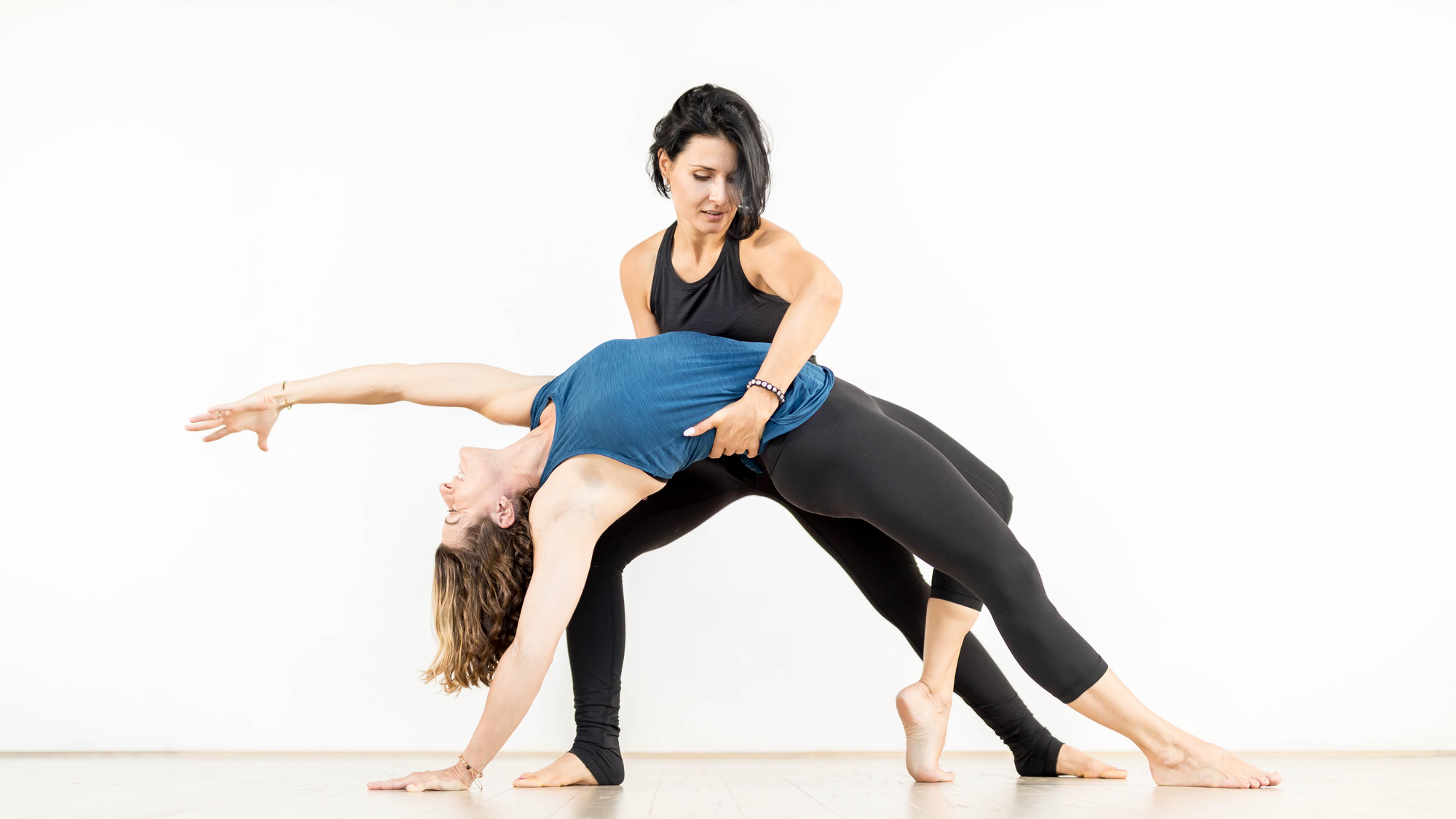 Yoga Basics 4 Weeks  - Открытый урок №4