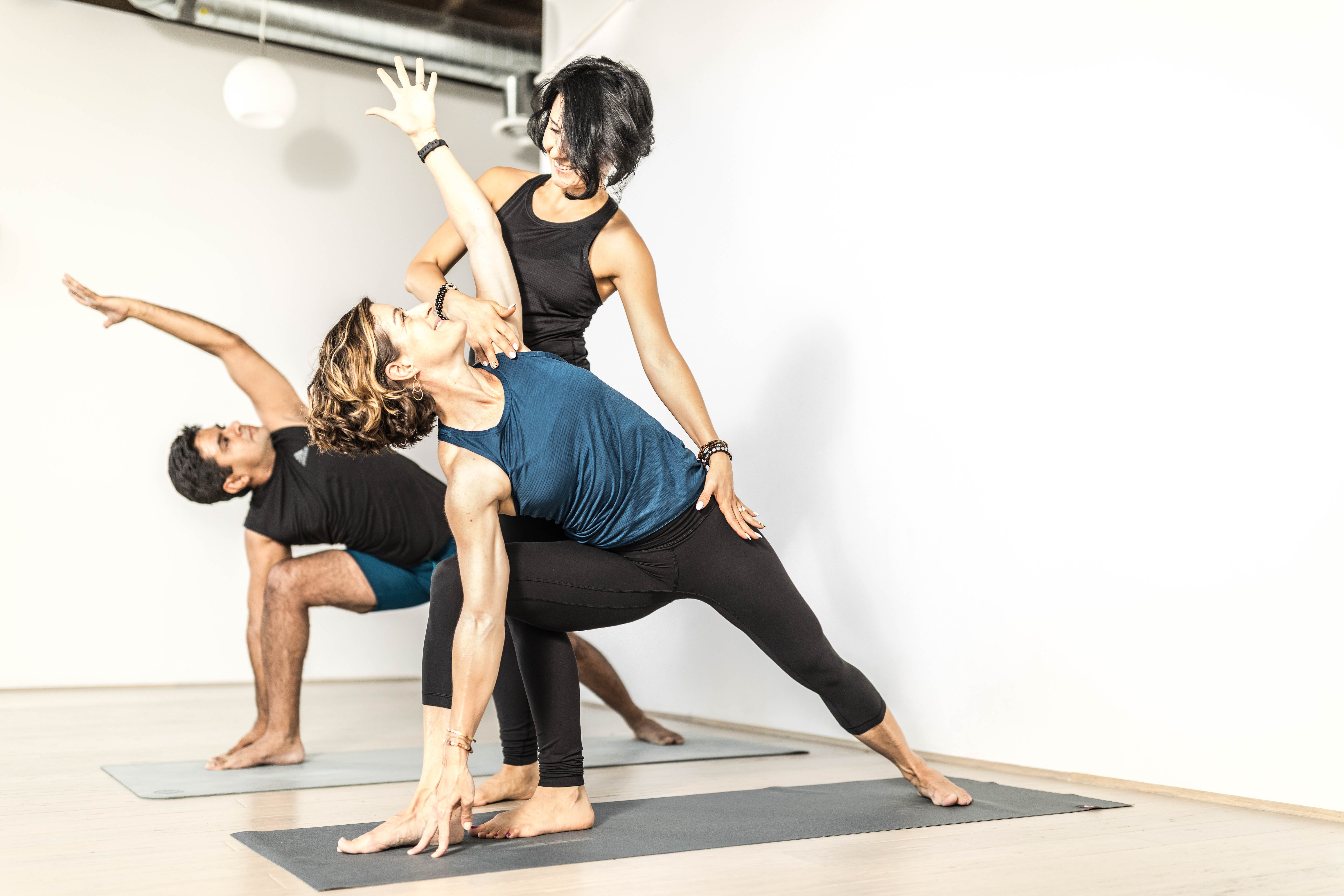 Yoga Basics 4 Weeks  - Открытый урок №3