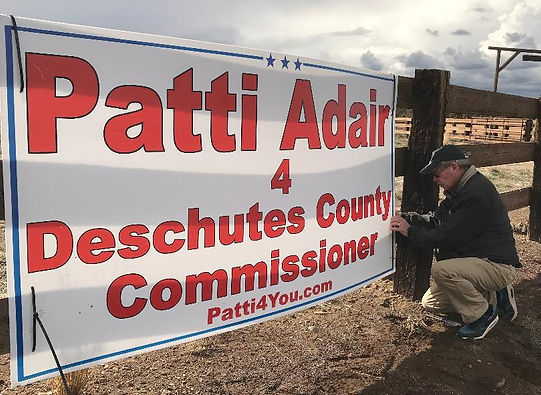 Patti Adair for Deschutes County Commissioner