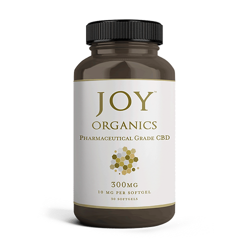 Joy Organics CBD Softgel- 750 MG