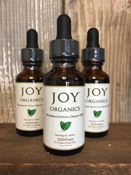 Joy Oil Tincture (Mint) 1000 MG